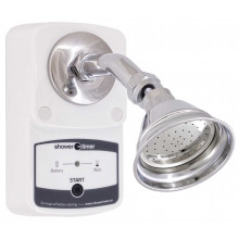 Battery Model Shower Timer